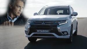 2017款三菱欧蓝德PHEV 搭超级四驱系统