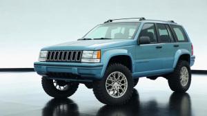 大切25周年 Jeep Grand One概念车亮相