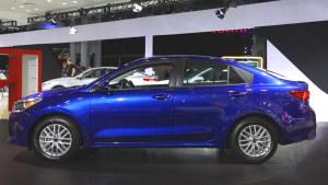 2017纽约车展 起亚全新锐欧三厢版亮相