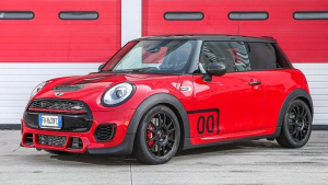 MINI JCW Petrolhead版 外观更具侵略性