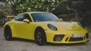 新款保时捷911 GT3 全新样式进气格栅