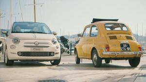 菲亚特500庆六十周年 法国戛纳年轻之旅