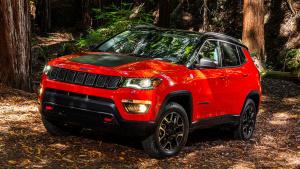 2017款Jeep指南者 五大路况一键应对