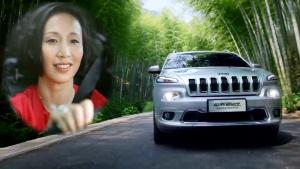 六一看别人家孩子 Jeep自由光蒋琼耳篇