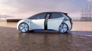 5款未来自动驾驶概念车 解放双手