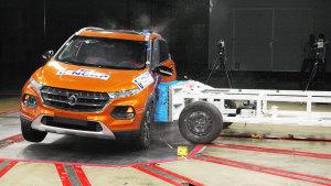 C-NCAP碰撞测试 宝骏510获得4星评定