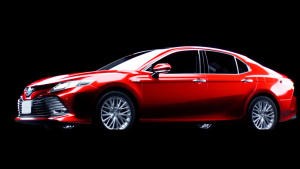全新凯美瑞日本换代上市 车型历史回顾