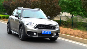 2017款MINI COUNTRYMAN 2.0T车辆展示