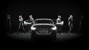 现代汽车创意广告 超大空间很能装
