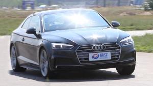 奥迪A5 Coupe 锐思赛道圈速实测