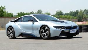 宝马i8标准型 0-100km/h加速测试