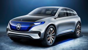 2017法兰克福车展 EQ A概念车将首发