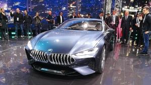 2017法兰克福车展 宝马8系现场解析