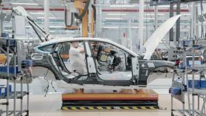 探秘奥迪德国工厂 造车流程全线曝光