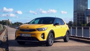 2018新起亚Stonic 小型SUV市场颜值担当