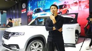 广州车展体验北汽昌河Q7,吸引你的不止是外观