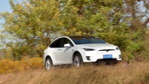 试特斯拉Model X,聊聊电动车到底环保不环保