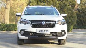 启辰新款T70车型解析 新增1.4T动力