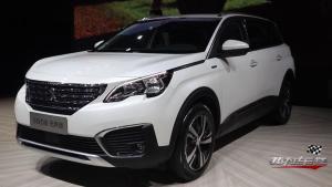 高品质7座SUV无界版让东风标致5008卖点十足
