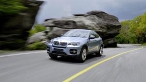 跨界SUV市场的风向标,宝马X6一马当先