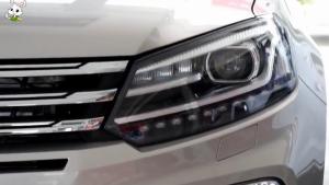 """众泰全新""""原创""""SUV,改车标卖9万,比途观还高大上"""