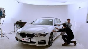 爆笑马达:BMW的汽车广告是怎么拍的?