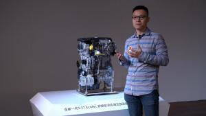 曾颖卓讲解通用全新1.3T三缸发动机,本田宝马都做不