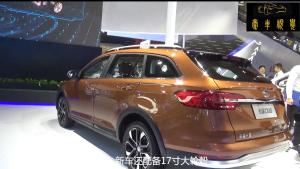 8090后看过来 天津一汽新款车型亮相广州车展