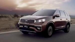 东风悦达起亚全新中型SUV KX7福州金洋店上市