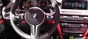 2018 宝马BMW X6M1