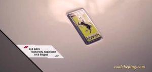 法拉利F12改装 霸气十足 动感时尚 炫酷的车身