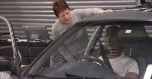 时速64km h 新旧款丰田卡罗拉对撞测试