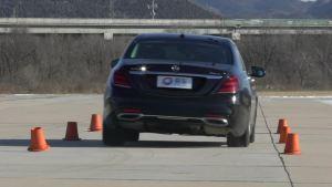奔驰S450L超级评测单项测试视频