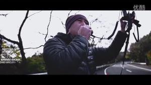 炫酷宝马的炸山视频