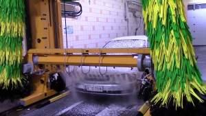 过年来一次自动洗车房,一切都舒服