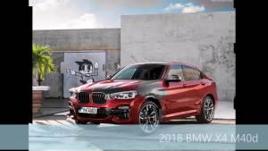 2018 BMW X4 新款