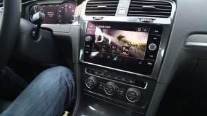 大众e-Golf驾驶模式体验
