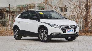 2017款 纳智捷U5 SUV 1.6L CVT 旗舰版