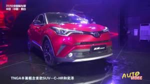 丰田战略升级卡罗拉雷凌外插充电式混合动力版世界首