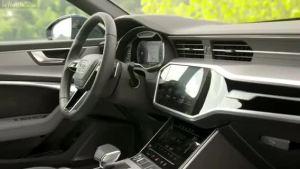 不一样的奥迪A6,全新柴油版A6 50 TDI内外细读!