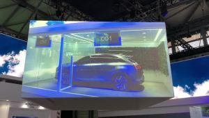 现代NEXO氢燃料电池系统空气净化演示