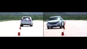 冠道超级评测操控稳定性测试项目