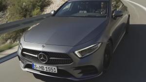 全新2018款奥迪A7和奔驰CLS对比,你会选择谁?