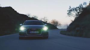 外媒Carfection测评全新奥迪 RS4 Avant,最强买菜车