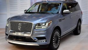 林肯旗下大型SUV全新一代领航员上市了,你会购买吗?
