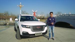 吴佩频道:加长的哈弗H7L会是7座SUV爆款吗?