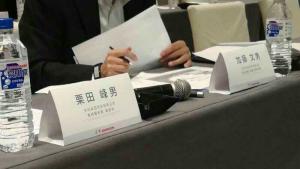 东风本田CR-V车主启用航拍器记录维权现场