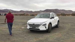 全球首试现代氢燃料车型,它会成为特斯拉的终结者吗