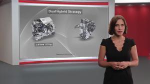 丰田巴黎车展上推出  两款混合动力系统新款卡罗拉