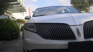 高性价比豪华SUV——林肯MKT